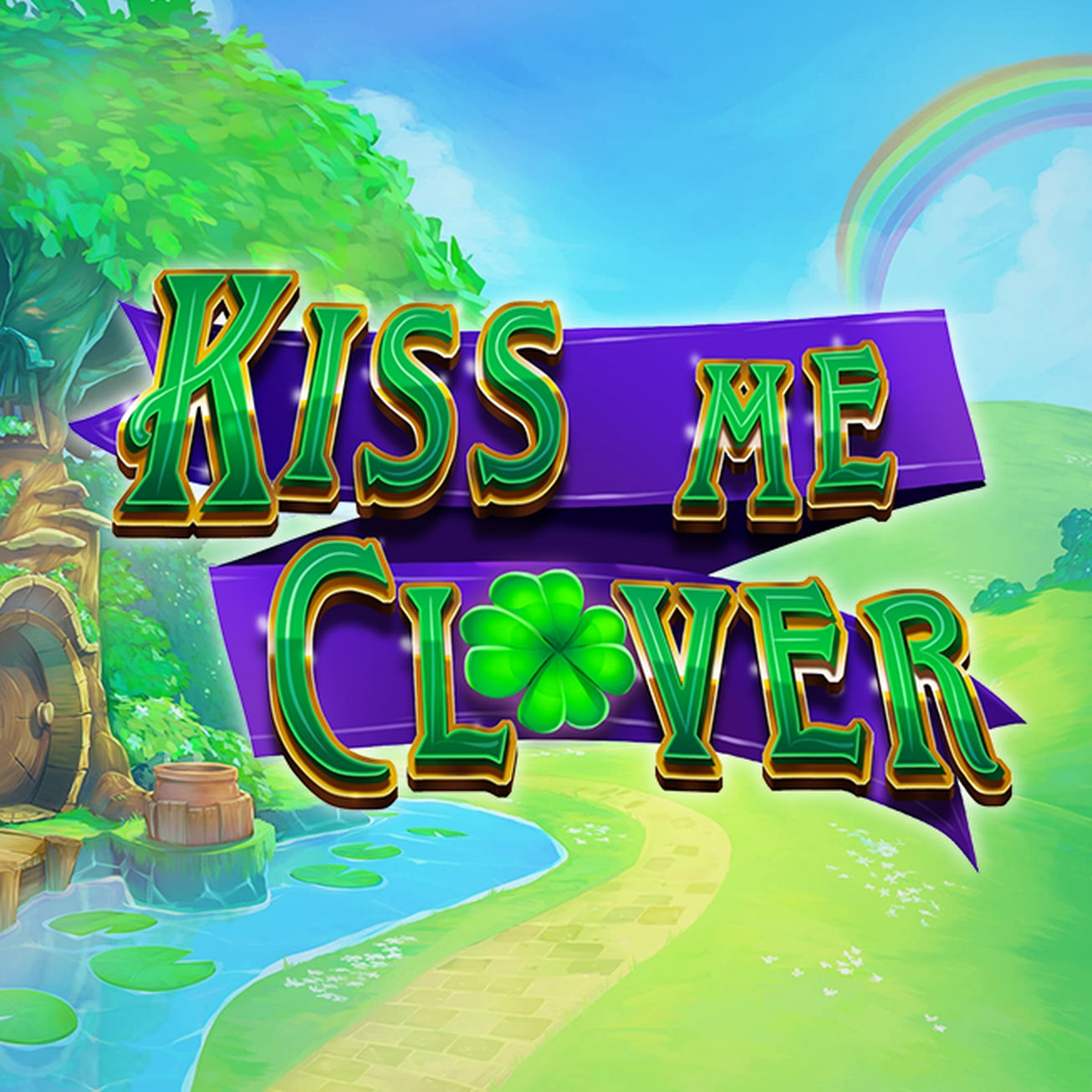 The Kiss Me Clover Online Slot Demo Game by EYECON