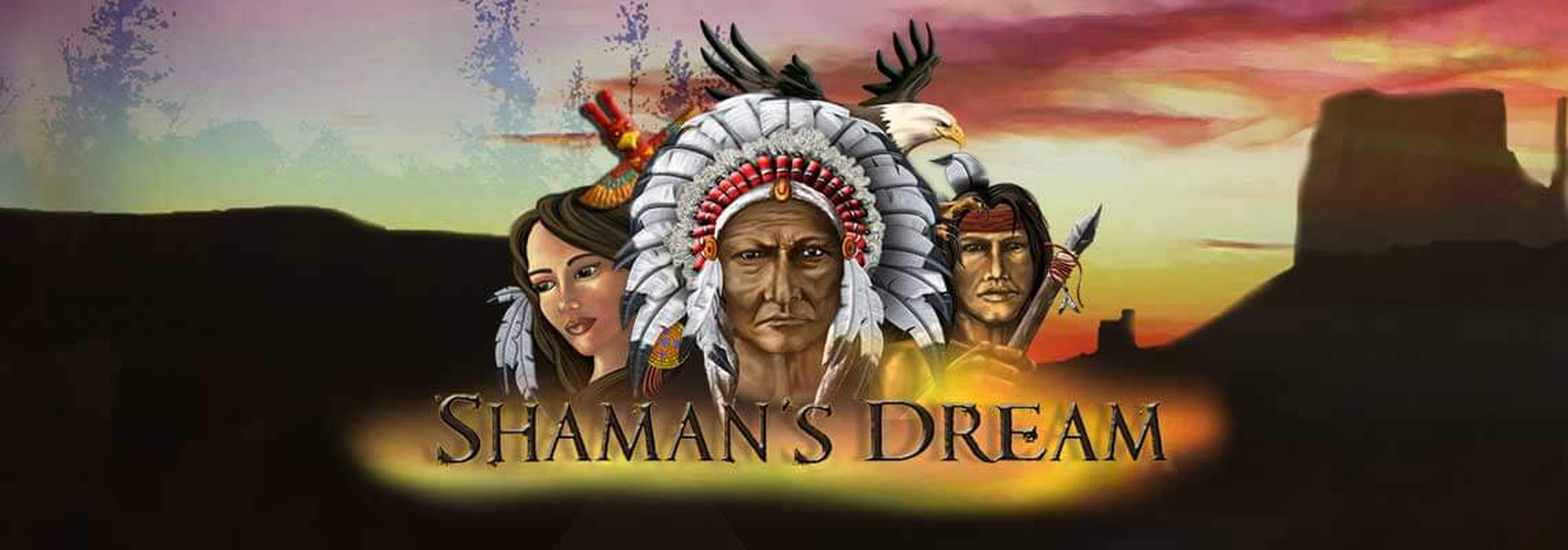 The Shaman's Dream Online Slot Demo Game by EYECON