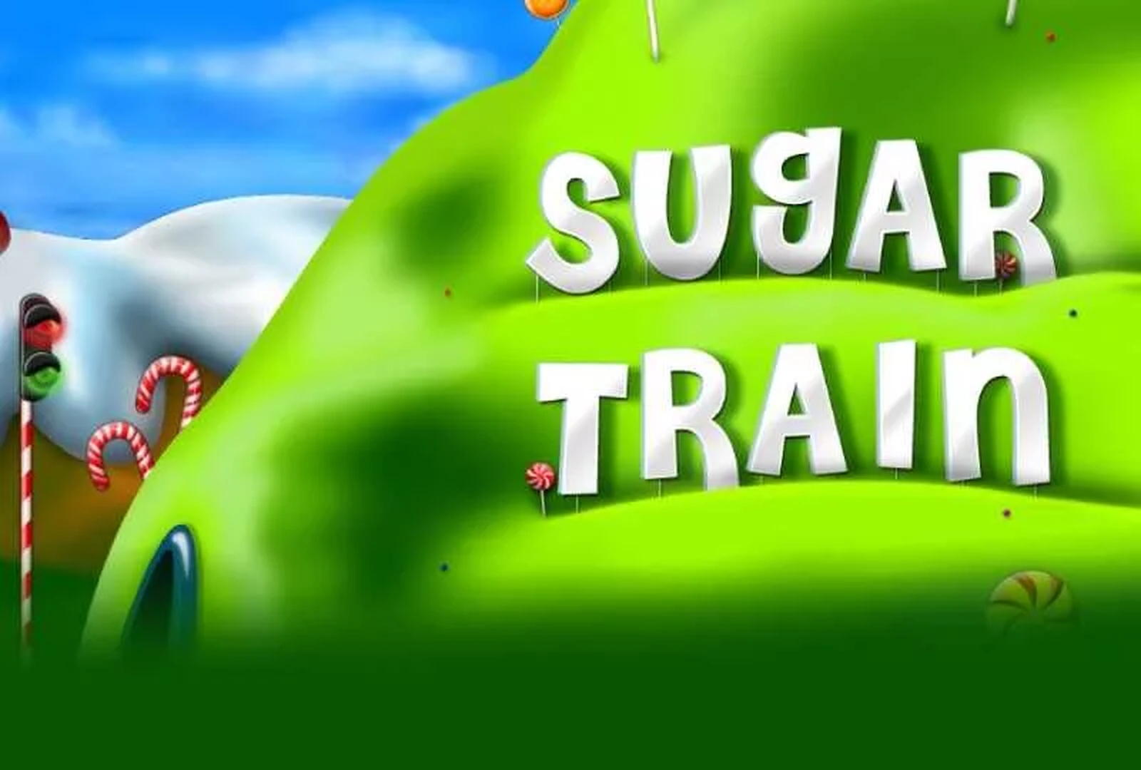 The Sugar Train Jackpot Online Slot Demo Game by EYECON
