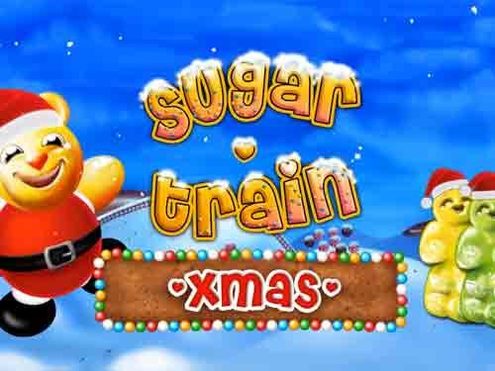 The Sugar Train Xmas Jackpot Online Slot Demo Game by EYECON