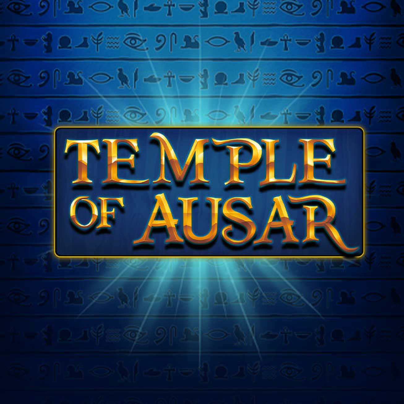 The Temple of Ausar Online Slot Demo Game by EYECON