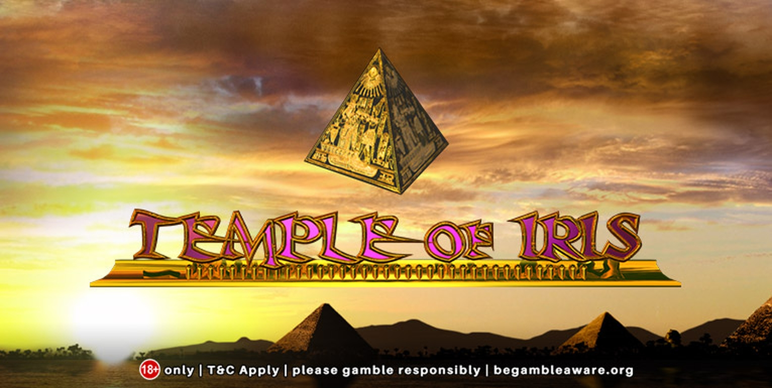 The Temple of Iris Jackpot Online Slot Demo Game by EYECON