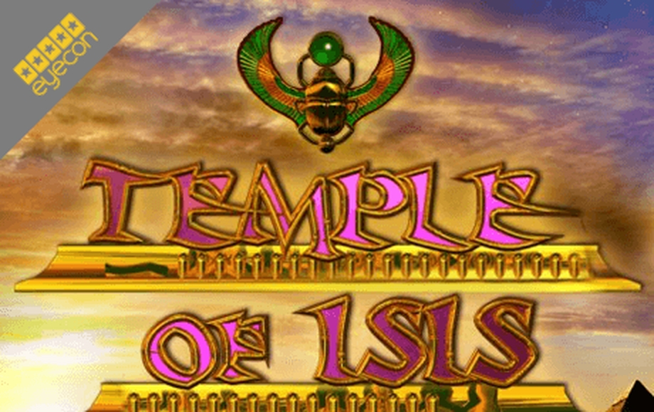 The Temple of Isis Online Slot Demo Game by EYECON