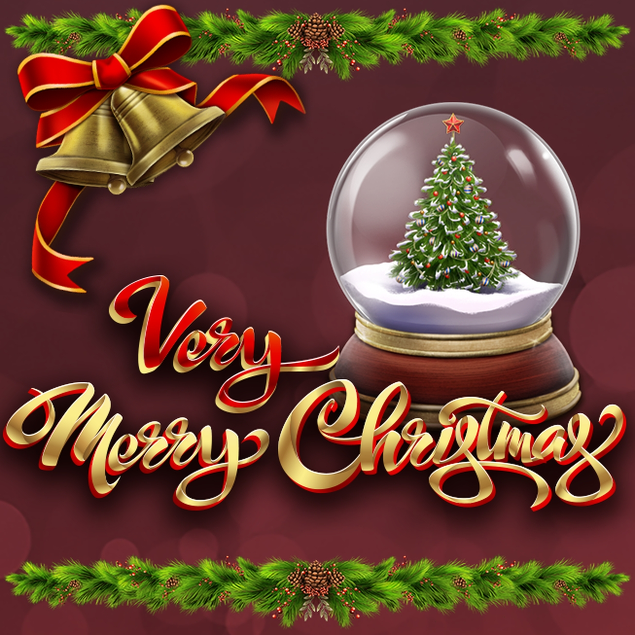 The Very Merry Christmas Online Slot Demo Game by EYECON
