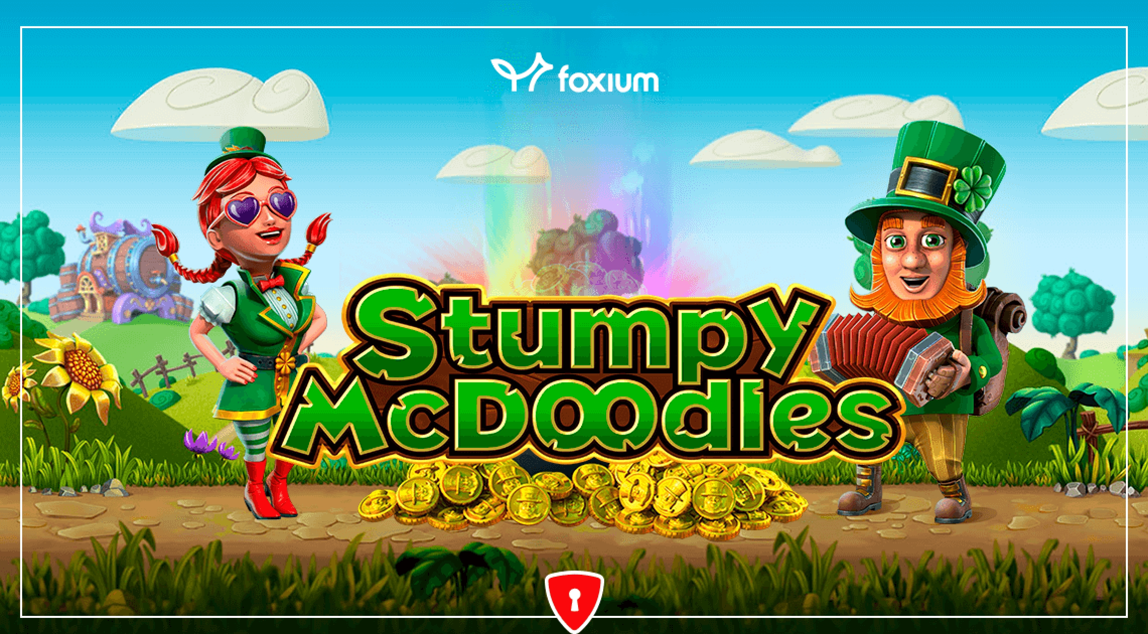 The Stumpy McDoodles Online Slot Demo Game by Foxium