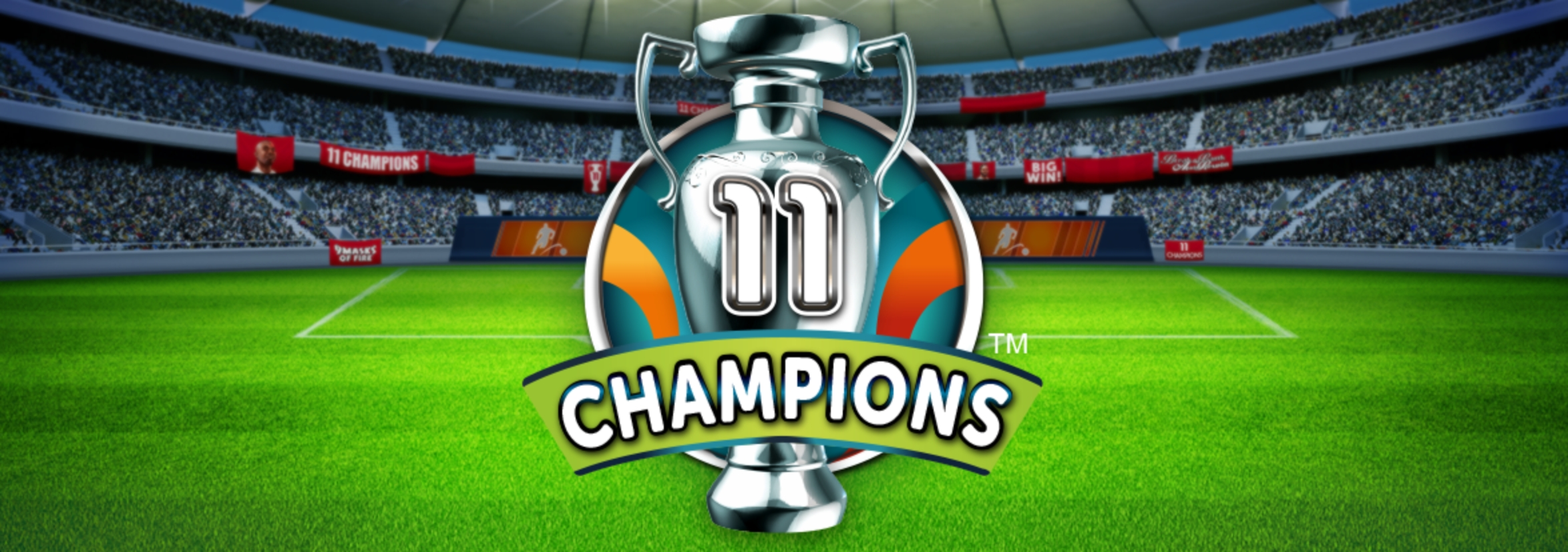 The 11 Champions Online Slot Demo Game by Gameburger Studios
