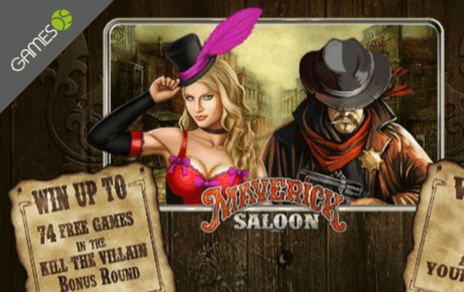 The Maverick Saloon Online Slot Demo Game by GamesOSCTXM