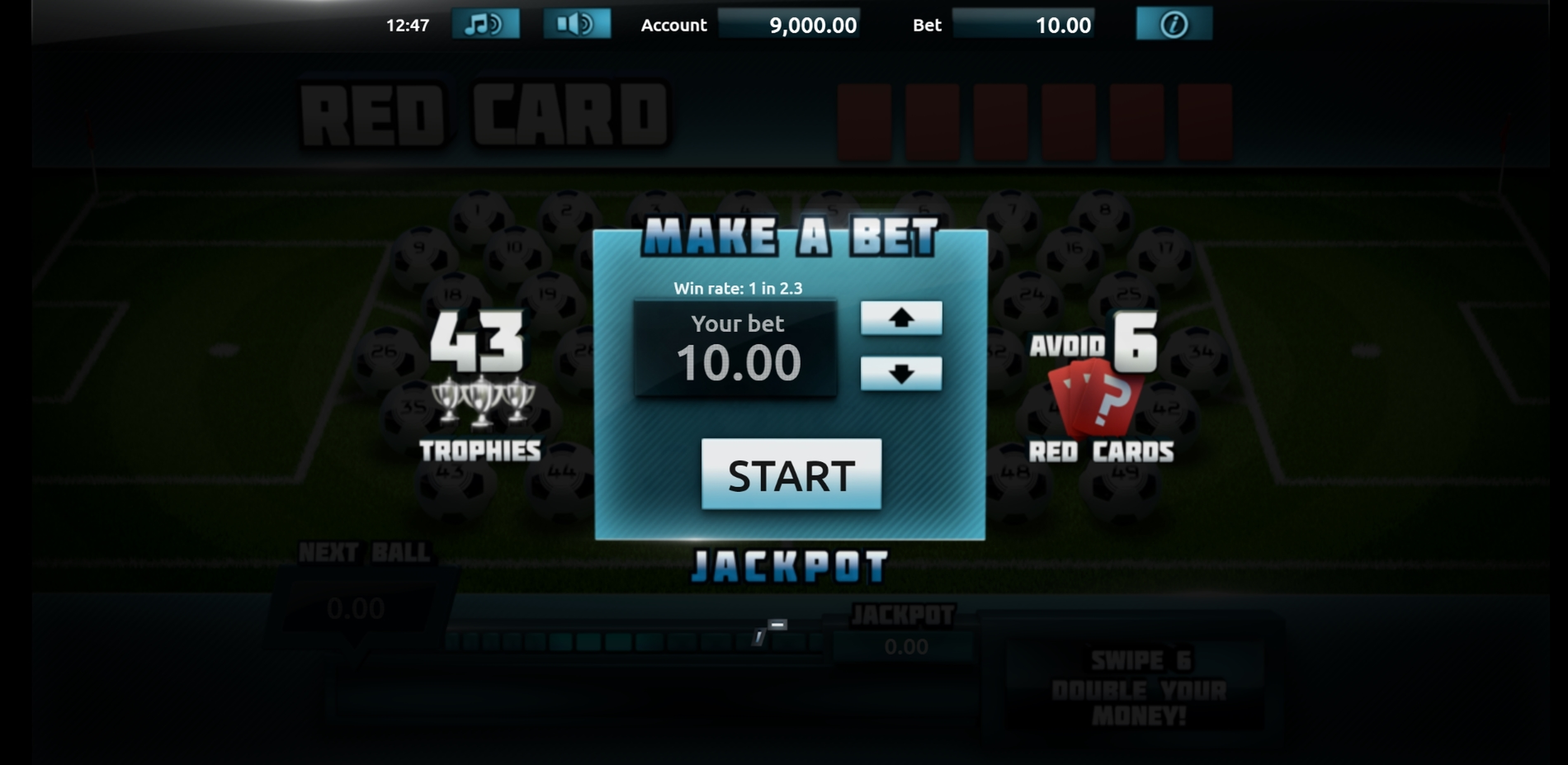 Play Boss the Ball Free Casino Slot Game by Gamevy