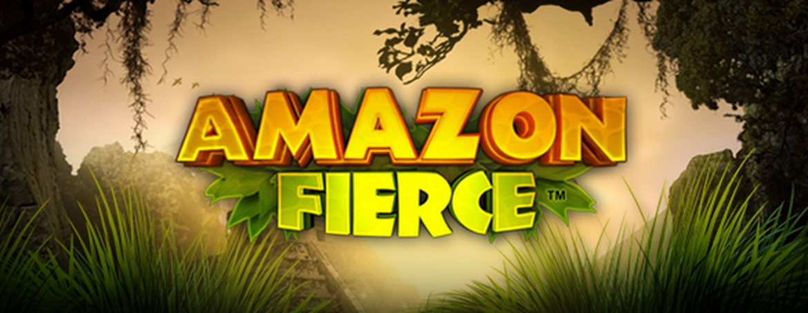 The Amazon Fierce Online Slot Demo Game by GAMING1
