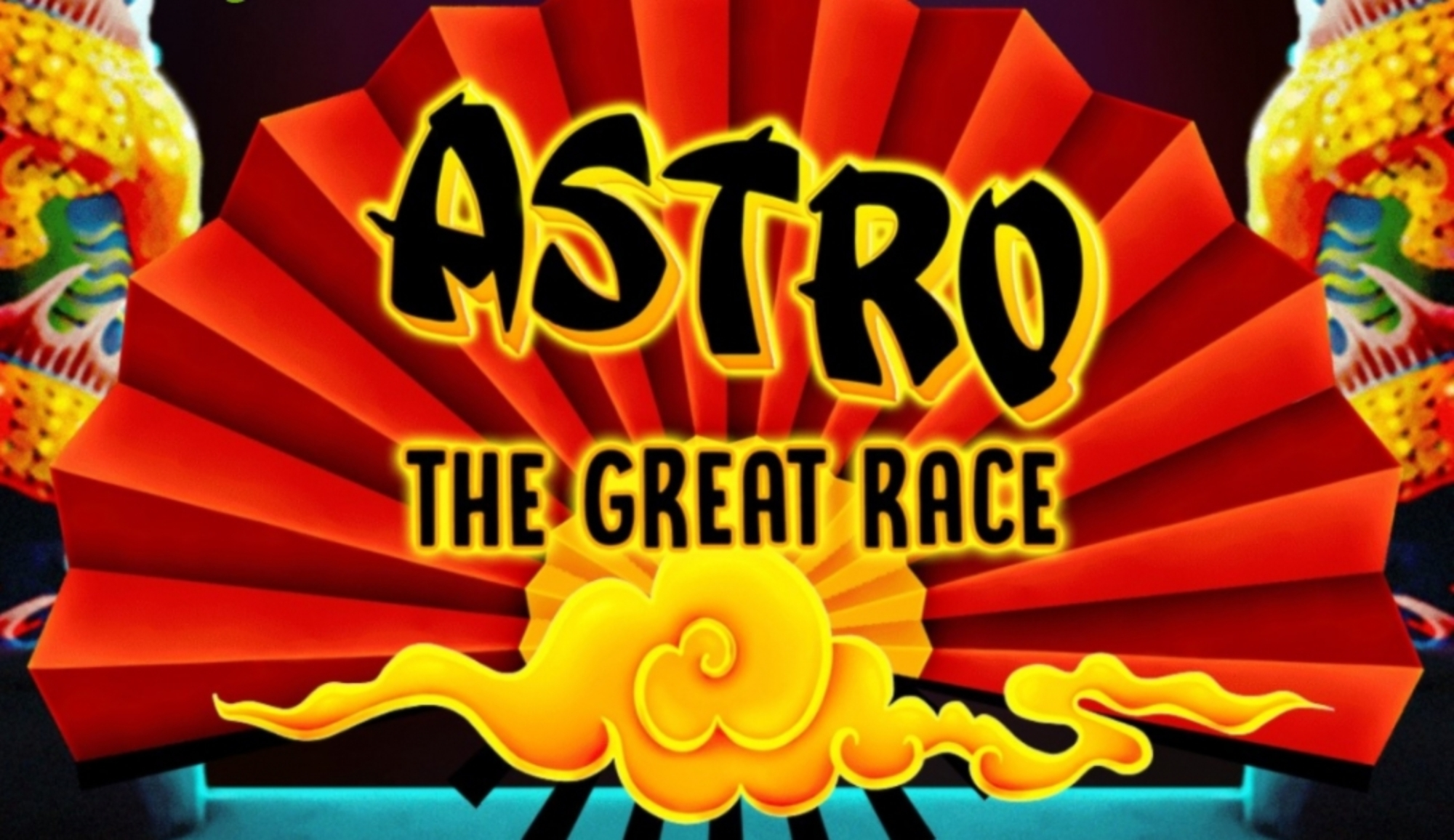 The Astro The Great Race Online Slot Demo Game by GAMING1