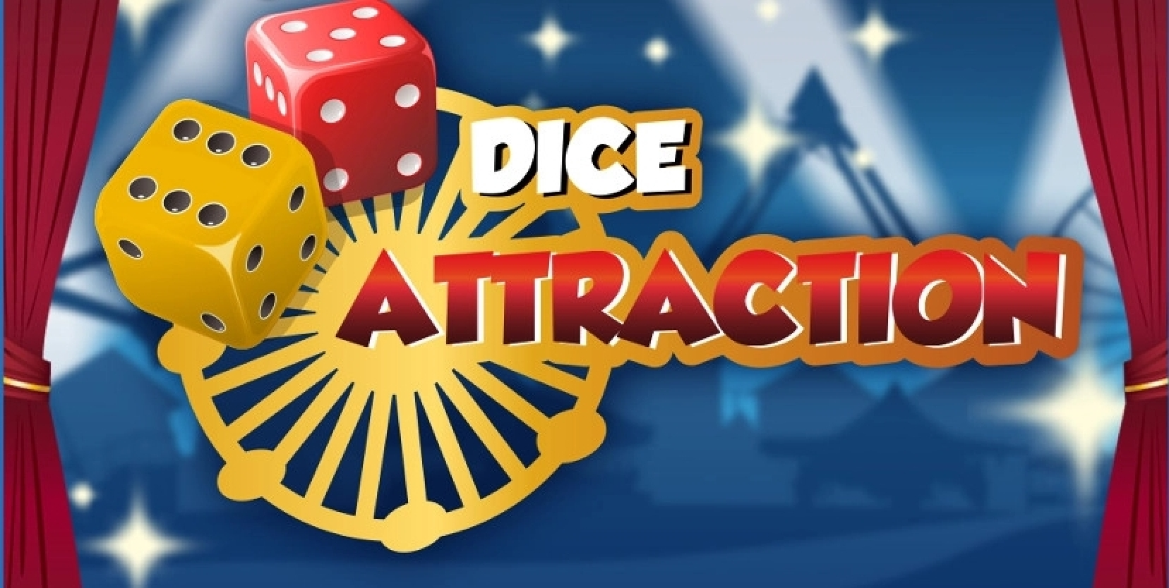 The Attraction Dice Online Slot Demo Game by GAMING1