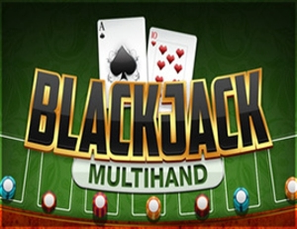 The Blackjack Multihand 7 Seats Online Slot Demo Game by GAMING1