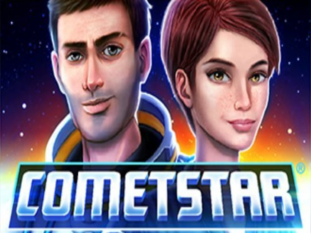 The CometStar Online Slot Demo Game by GAMING1