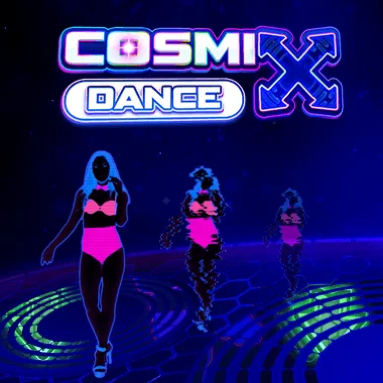 The Cosmix Dance Online Slot Demo Game by GAMING1