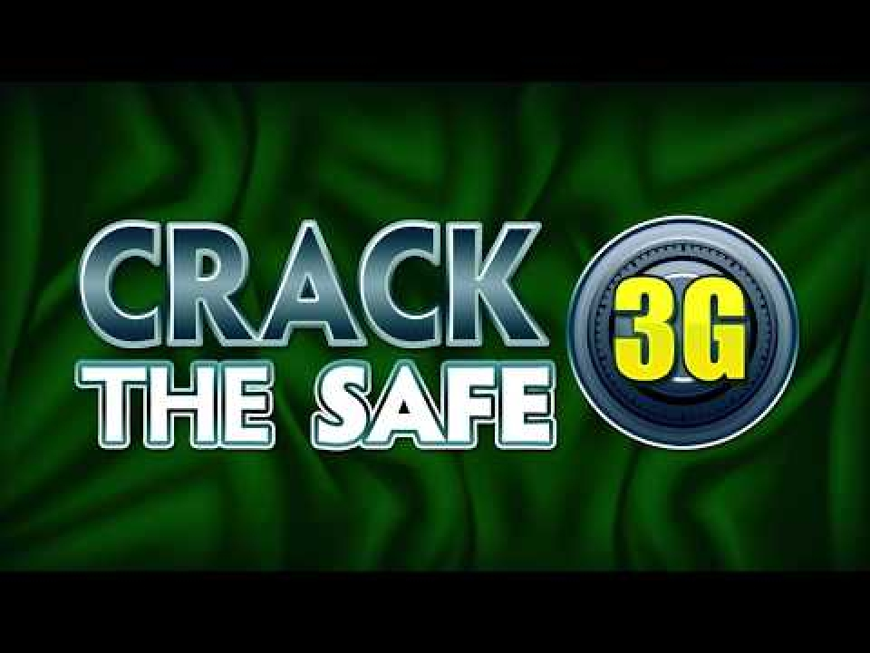 The Crack The Safe 3G Online Slot Demo Game by GAMING1