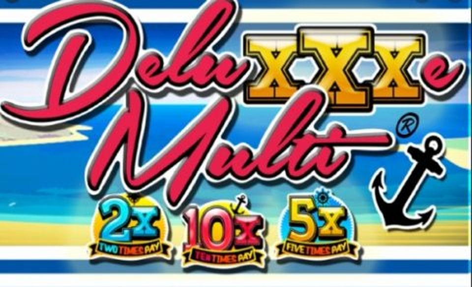 The Deluxxxe Multi Online Slot Demo Game by GAMING1