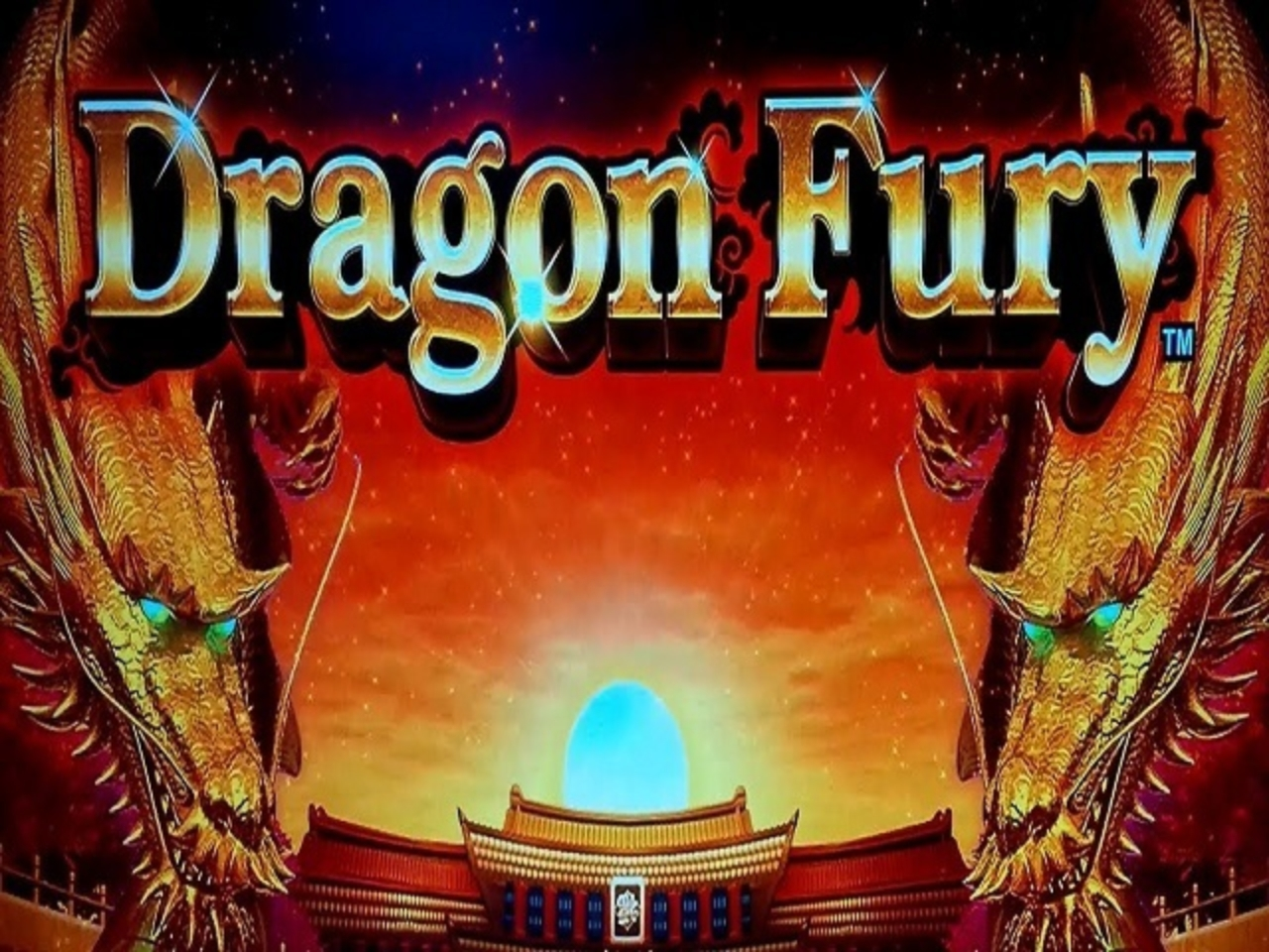 The Dragon Fury Online Slot Demo Game by GAMING1