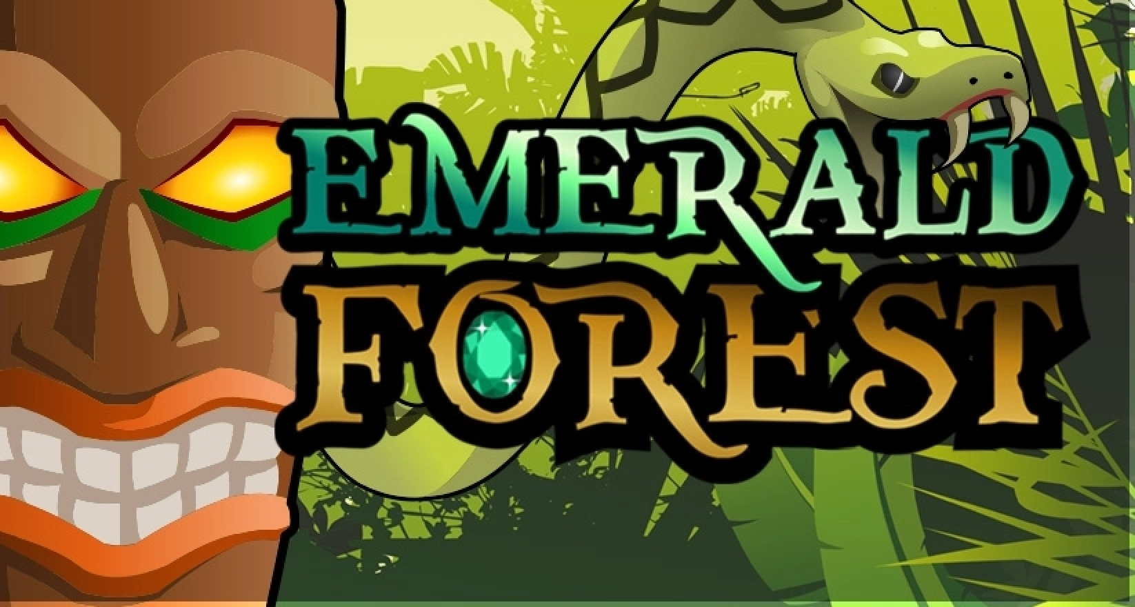 The Emerald Forest Online Slot Demo Game by GAMING1