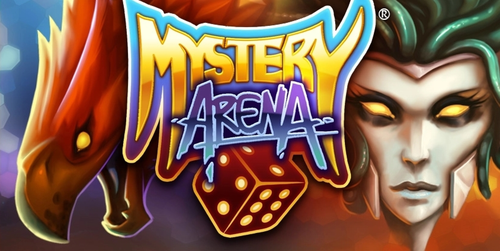 The Mystery Arena Online Slot Demo Game by GAMING1