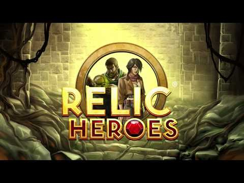 The Relic Heroes Online Slot Demo Game by GAMING1