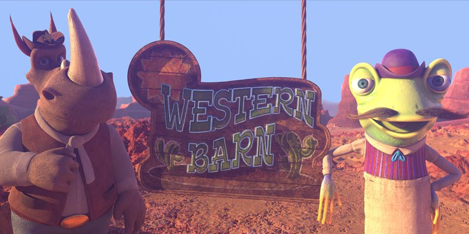 The Western Barn Online Slot Demo Game by Gamshy