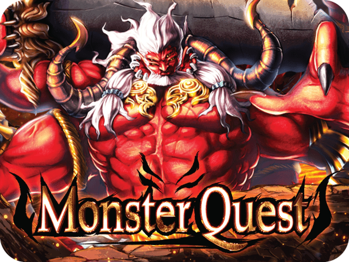 The Monster Quest Online Slot Demo Game by Ganapati
