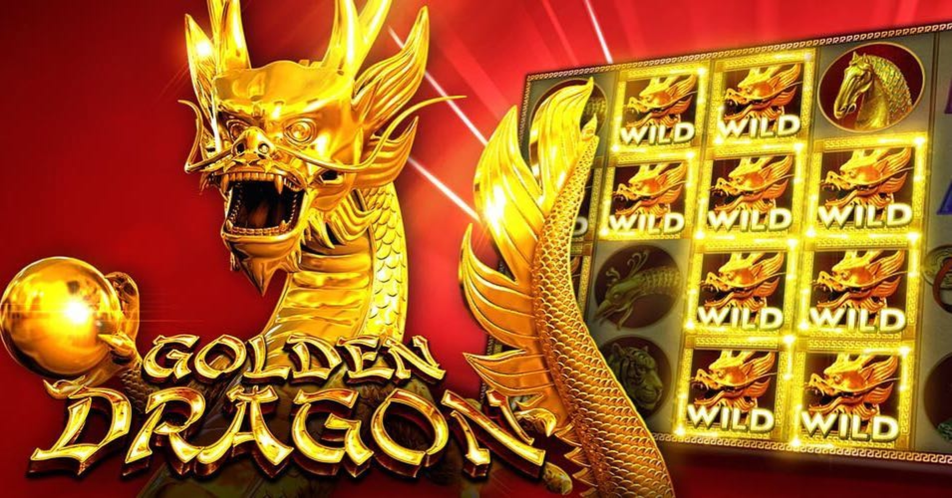 The Golden Dragon (GMW) Online Slot Demo Game by GMW