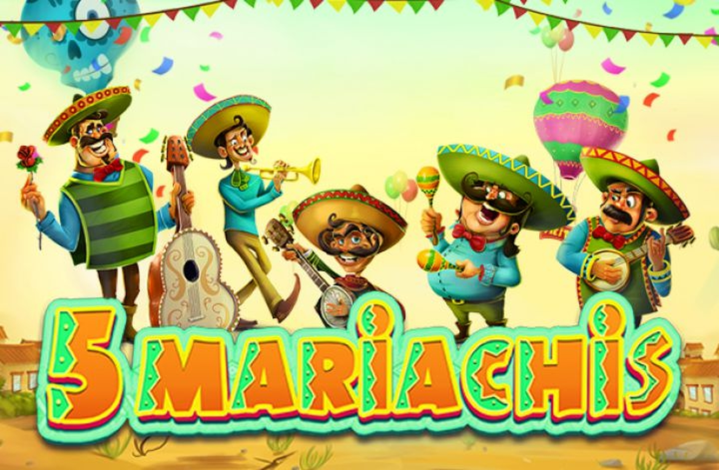 The 5 Mariachis Online Slot Demo Game by Habanero