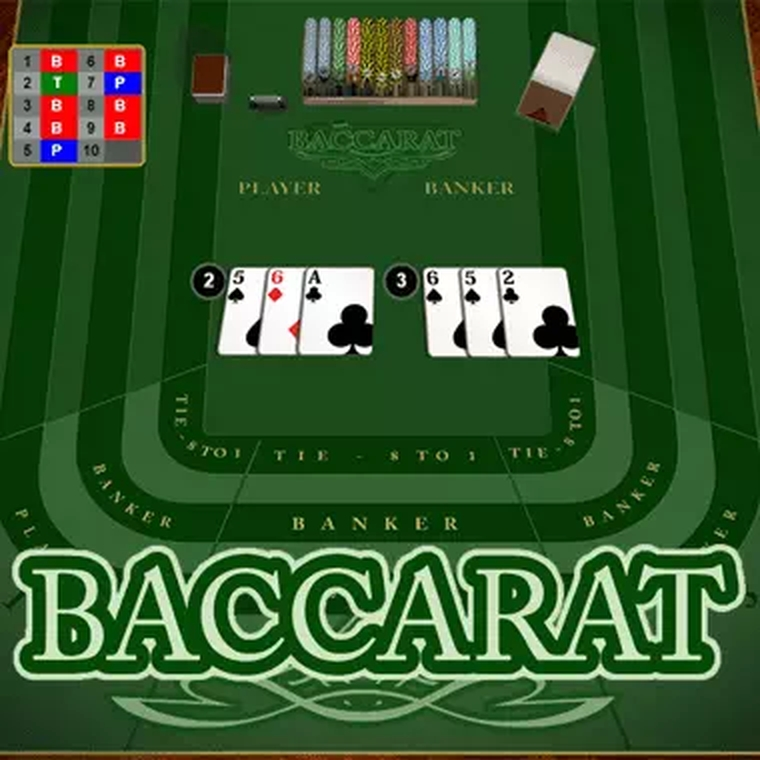 The Baccarat (Habanero) Online Slot Demo Game by Habanero