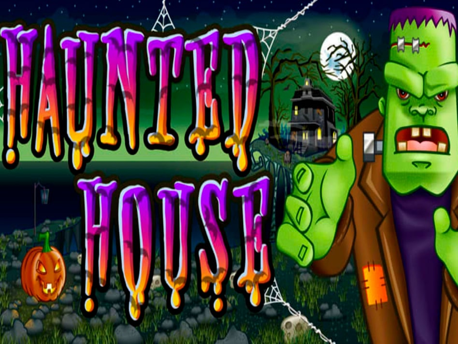 The Haunted House (Habanero Systems) Online Slot Demo Game by Habanero