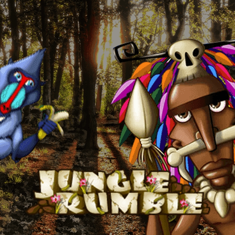 The Jungle Rumble (Habanero) Online Slot Demo Game by Habanero