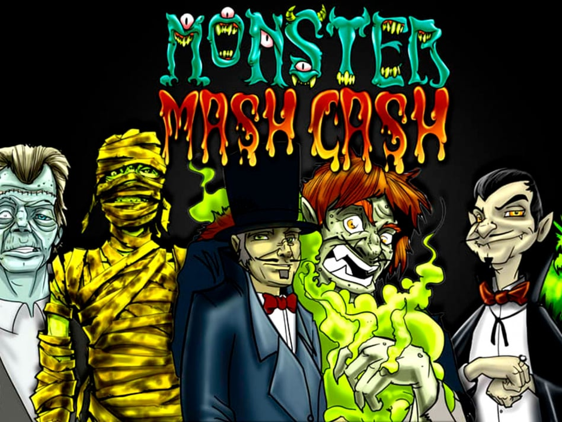 The Monster Mash Cash Online Slot Demo Game by Habanero