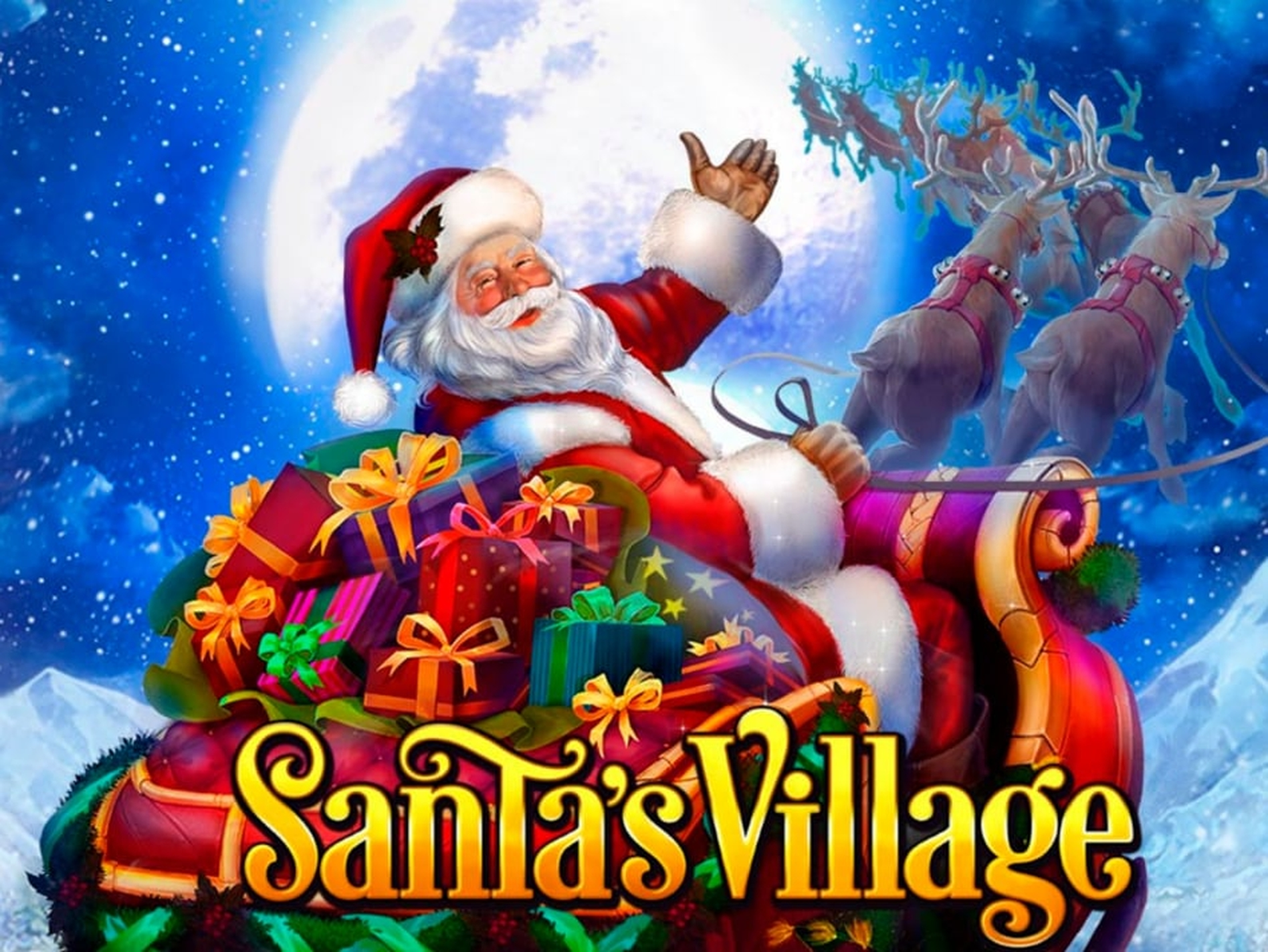 The Santa's Village Online Slot Demo Game by Habanero