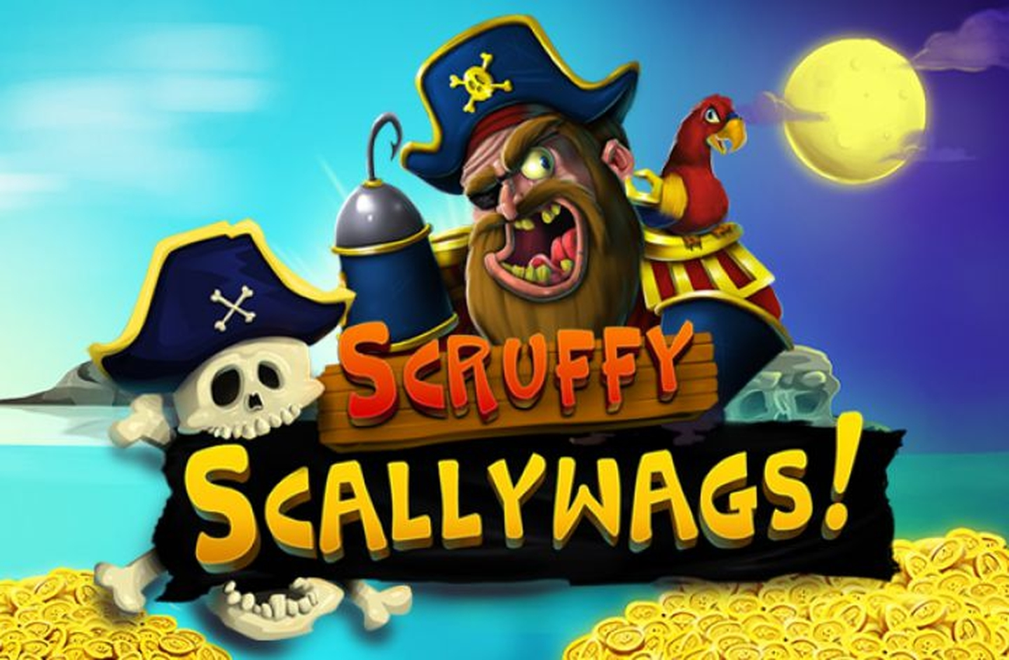 The Scruffy Scallywags Online Slot Demo Game by Habanero