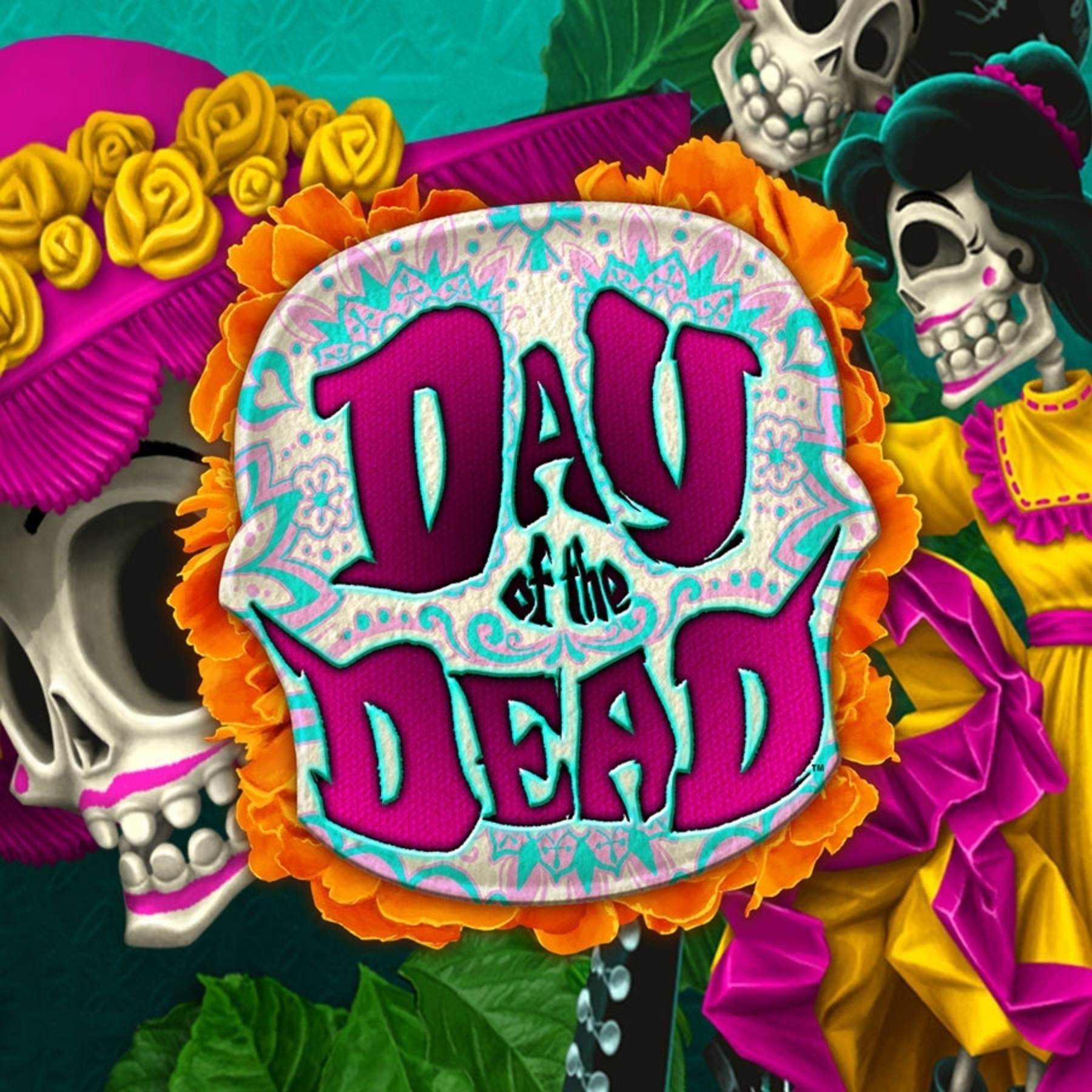 The Day of the Dead Online Slot Demo Game by IGT