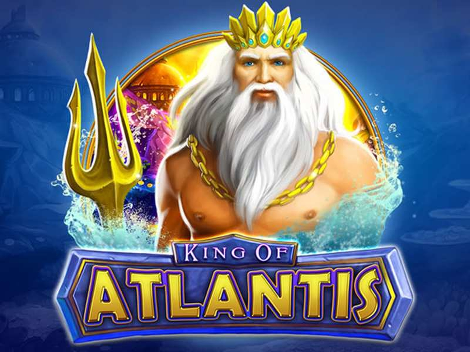 The King of atlantis Online Slot Demo Game by IGT