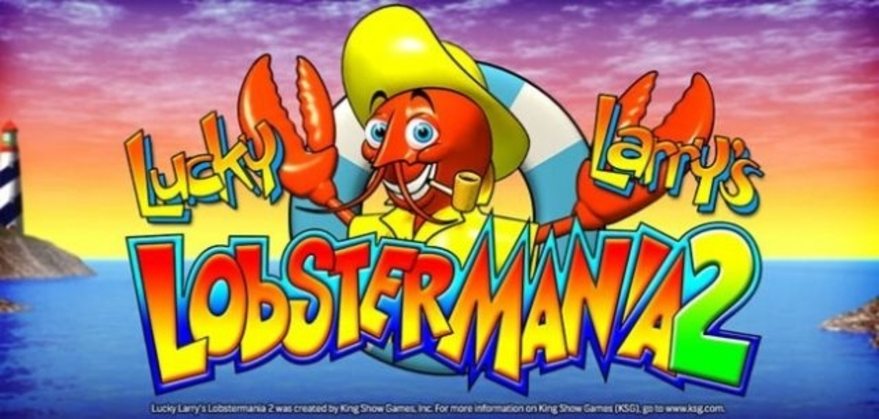 The Lucky Larry's Lobstermania 2 Online Slot Demo Game by IGT