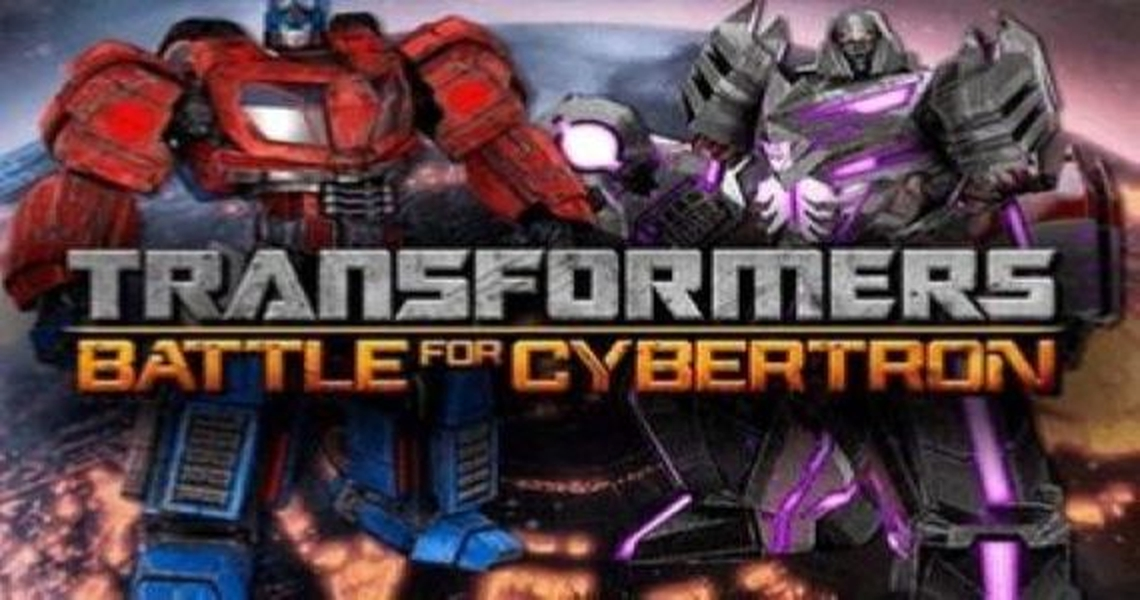 The Transformers Battle for Cybertron Online Slot Demo Game by IGT