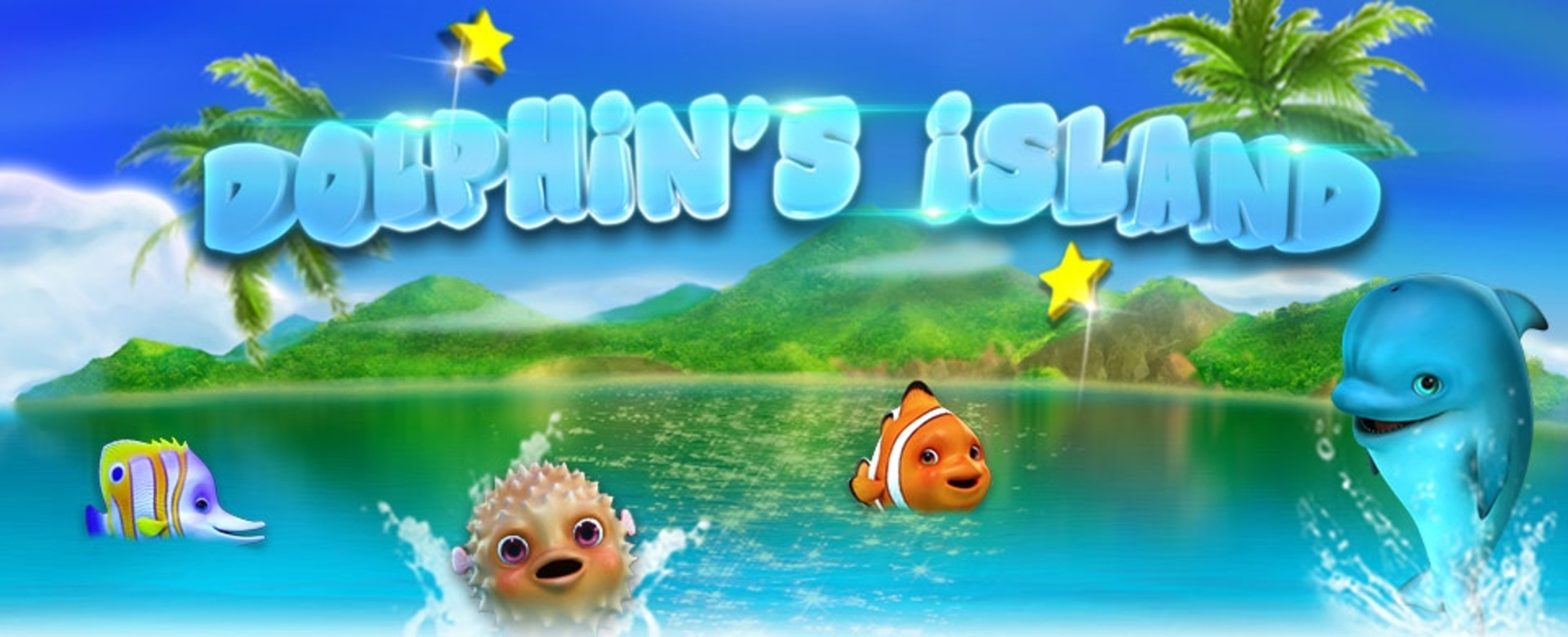 The Dolphin's Island Online Slot Demo Game by iSoftBet