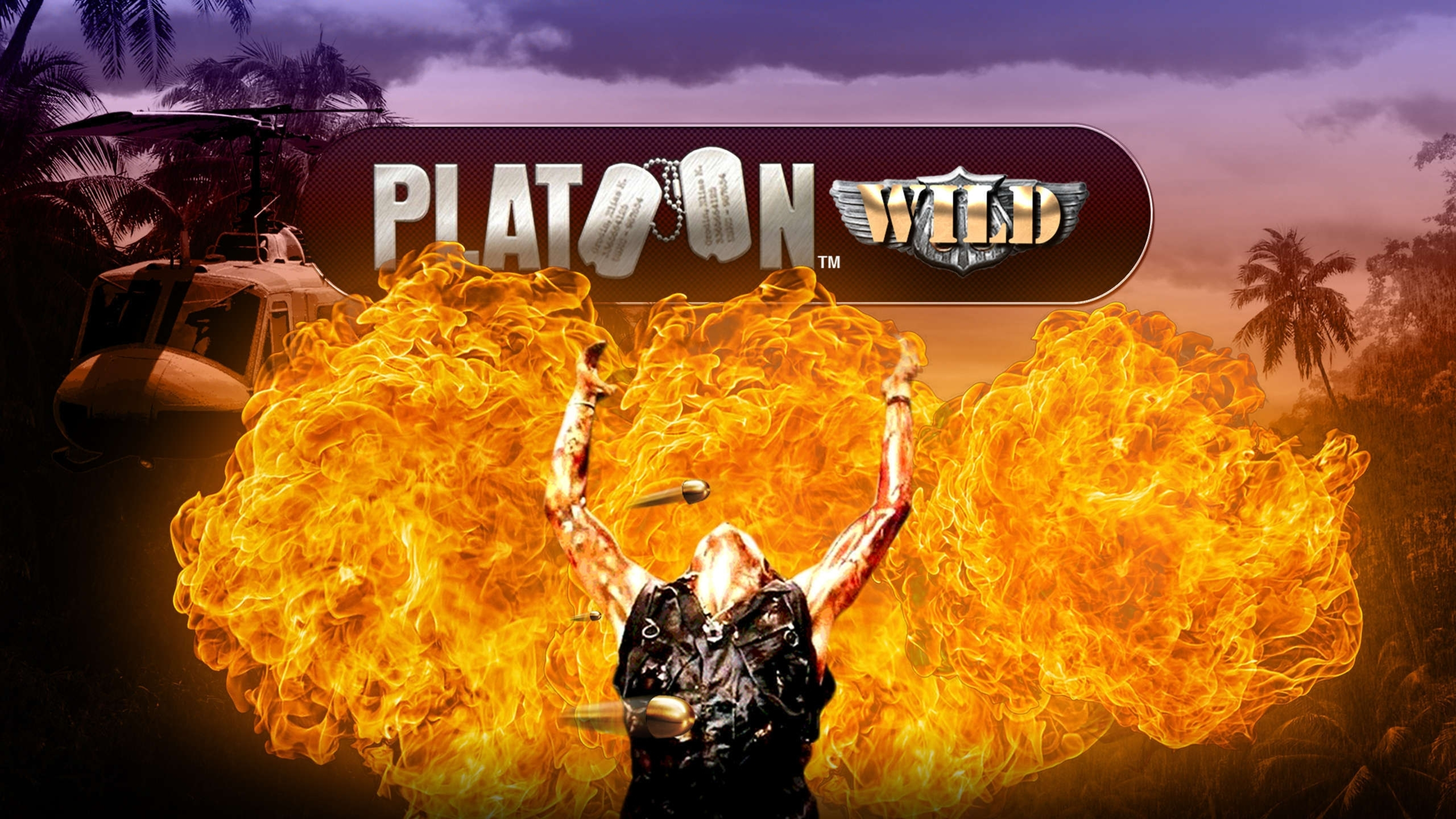 The Platoon Online Slot Demo Game by iSoftBet