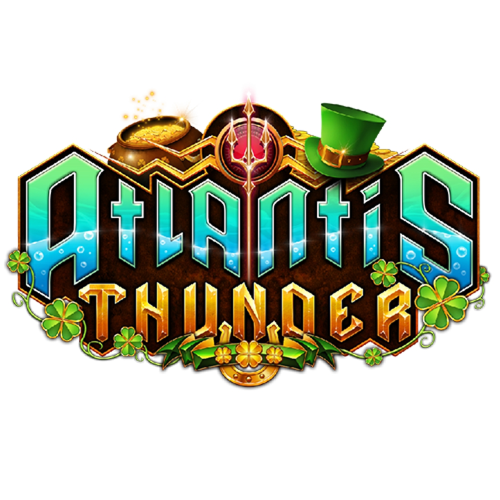 The Atlantis Thunder St. Patrick's Day Online Slot Demo Game by Kalamba Games
