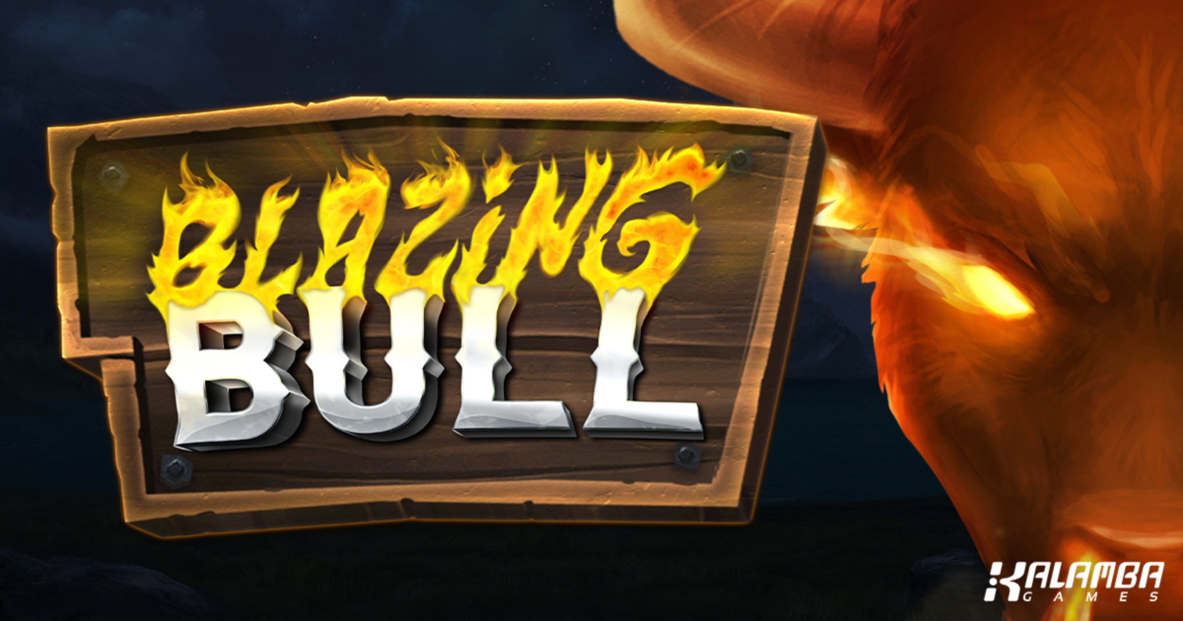 The Blazing Bull Online Slot Demo Game by Kalamba Games