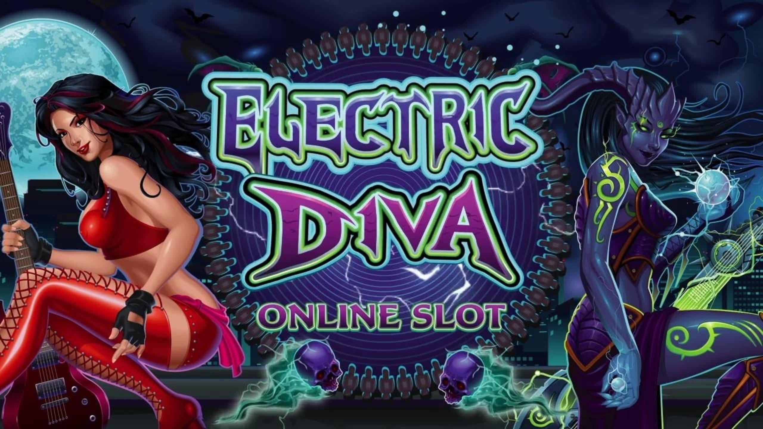 The Electric Diva Online Slot Demo Game by MahiGaming