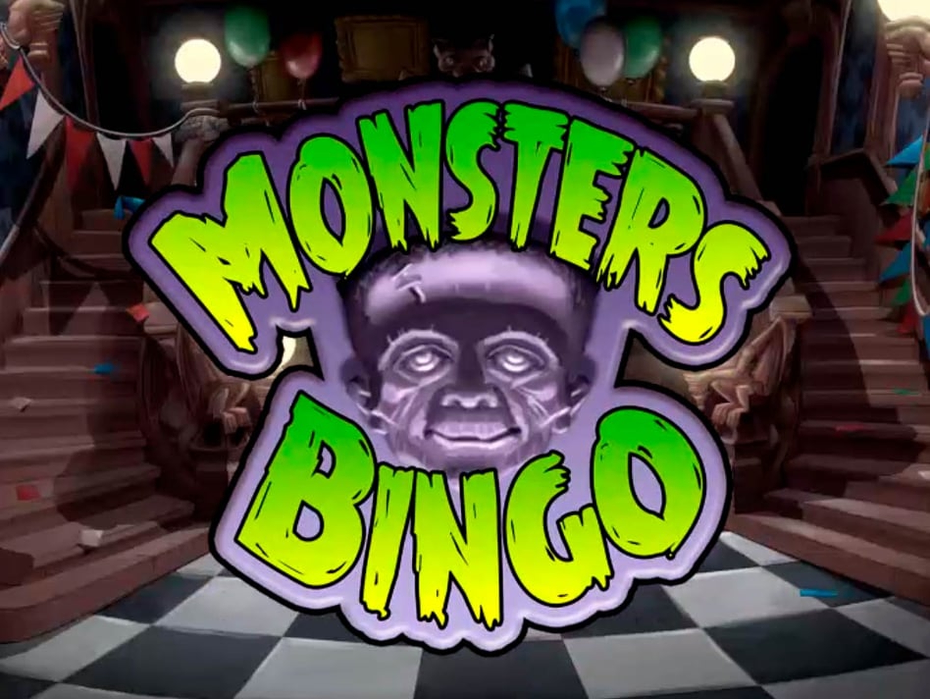 The Monsters Bingo Online Slot Demo Game by MGA