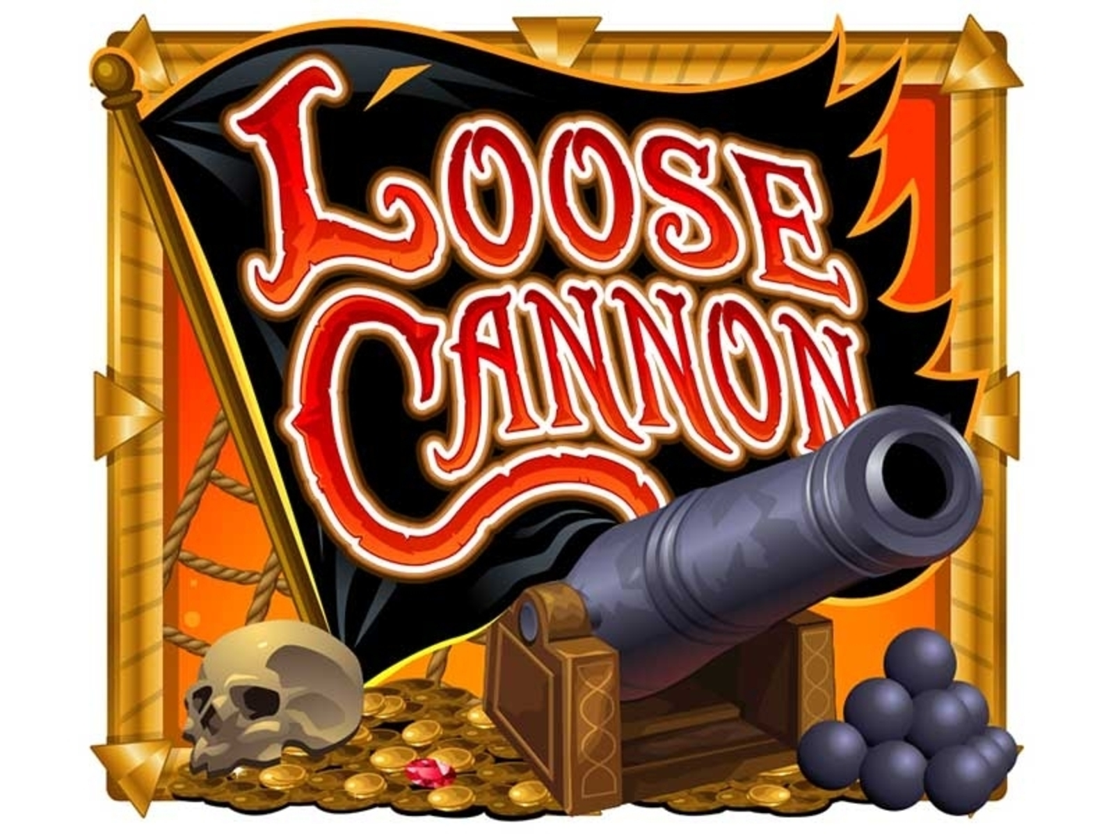 The Loose Cannon Online Slot Demo Game by Microgaming