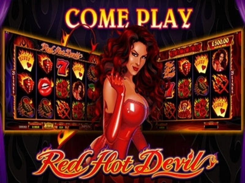 The Red Hot Devil Online Slot Demo Game by Microgaming