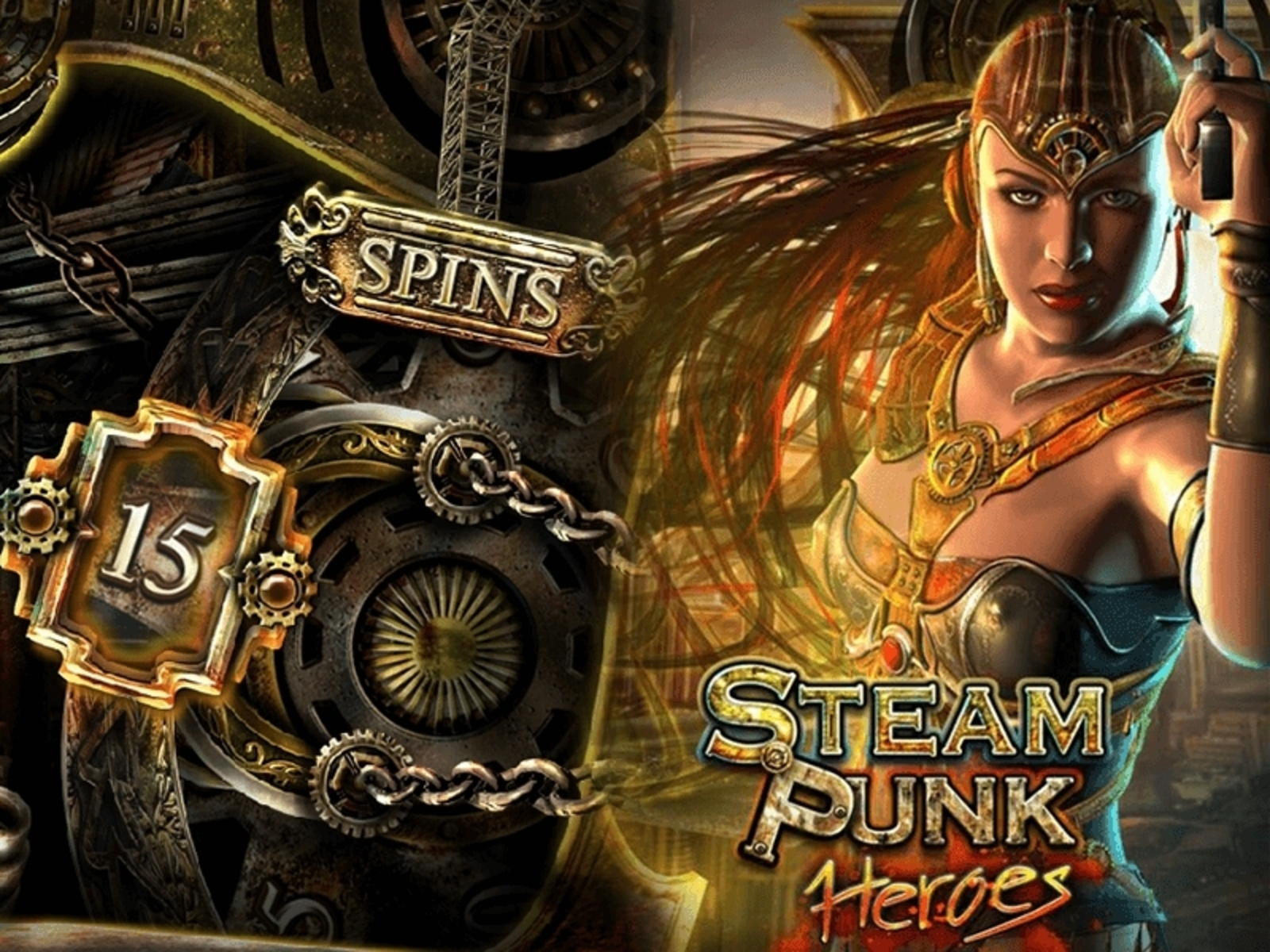 The Steam Punk Heroes Online Slot Demo Game by Microgaming