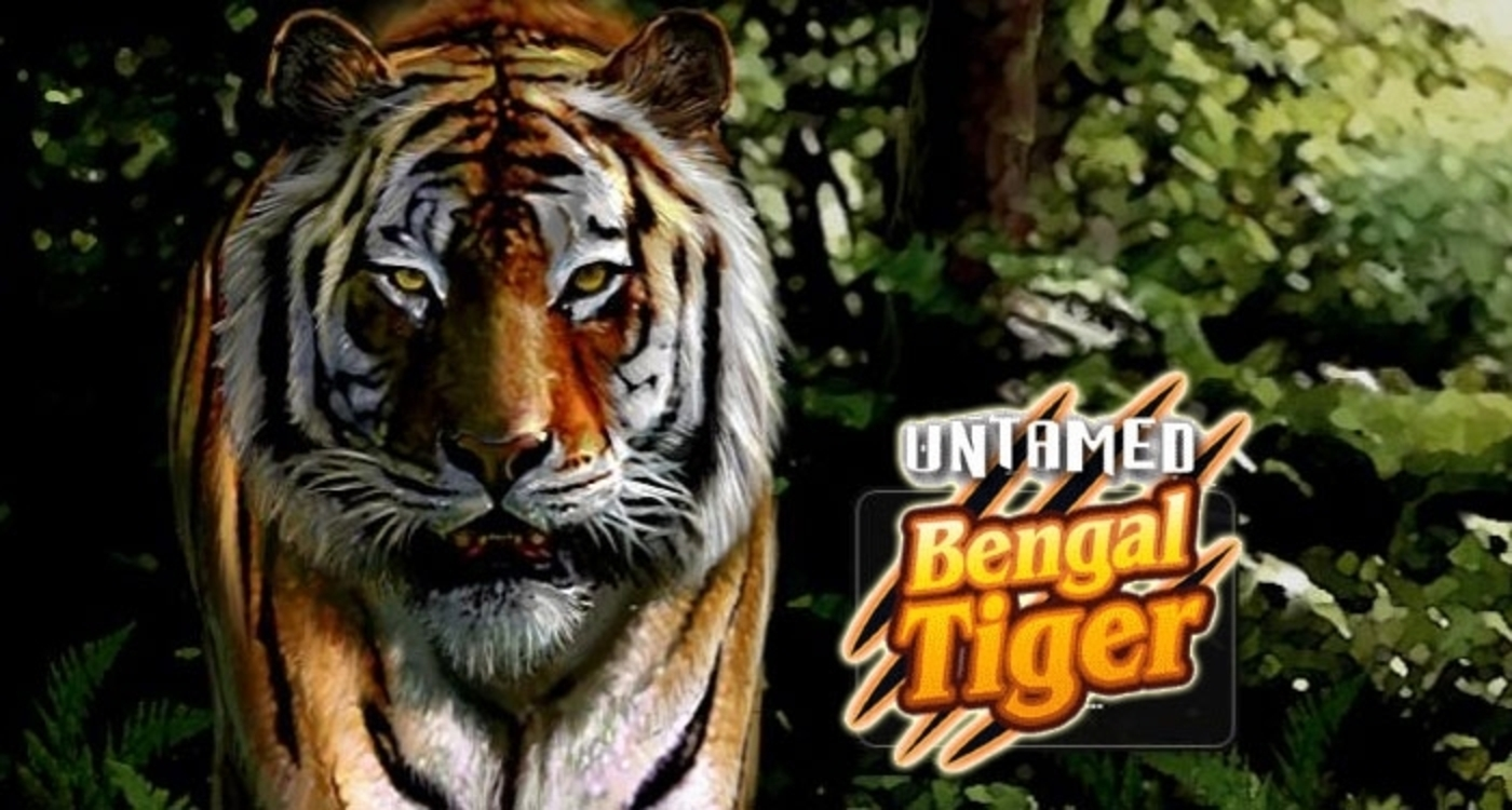 The Untamed Bengal Tiger Online Slot Demo Game by Microgaming