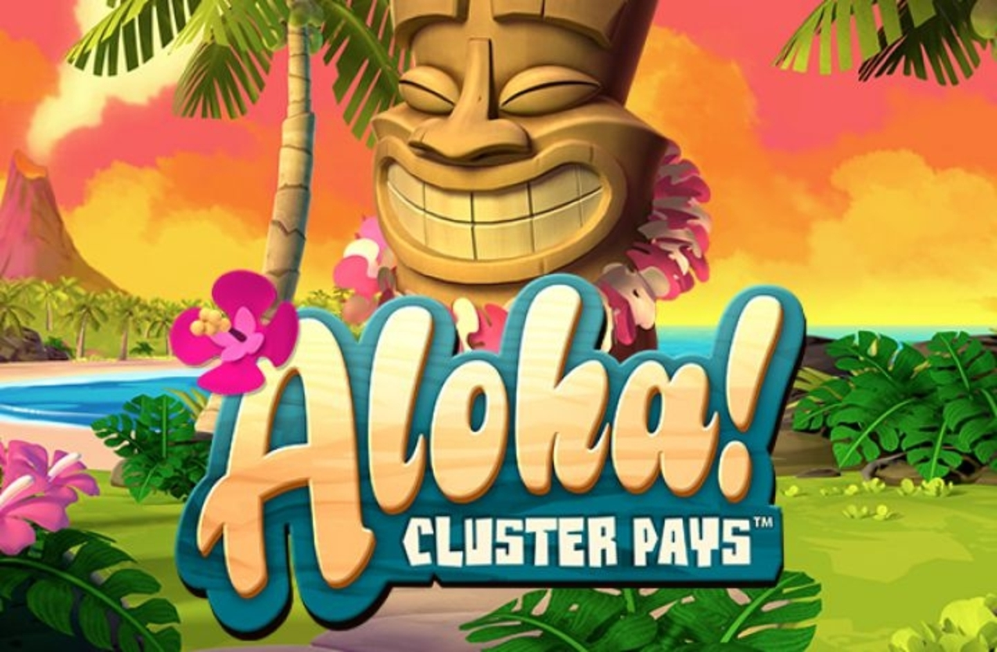 The Aloha! Cluster Pays Online Slot Demo Game by NetEnt