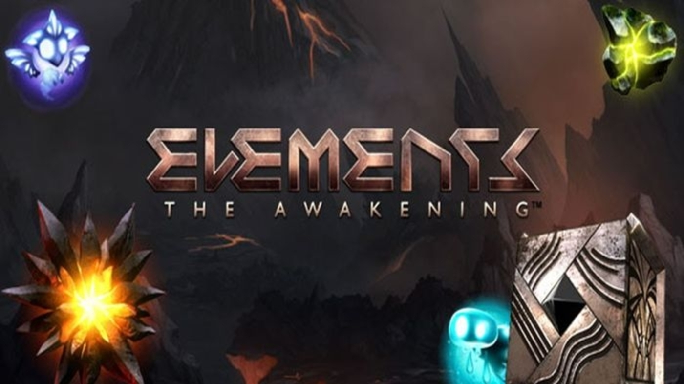 The Elements: The Awakening Online Slot Demo Game by NetEnt